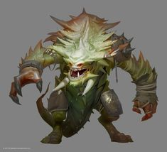 ArtStation - Creature Quest Characters, West Studio