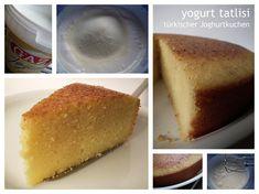 Greenway36: yogurt tatlisi ~ türkischer Joghurtkuchen