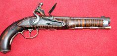 Kentucky Flintlock pistol | The Most Badass Weapons Of The Nineteenth Century