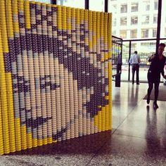 TD Centre - art install