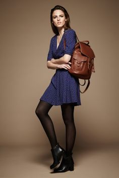 Louche Bria Spot Dress