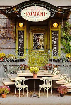 Casa Romani Trattoria - Odessa, Ukraine