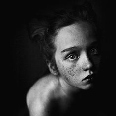 Interview with Uliana Kharinova from Russia - Honorable Mention in the portrait category at B&W CHILD 2015 Photo Contest