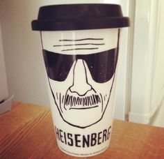 Breaking bad coffee flask