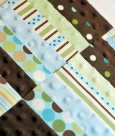 Baby Boy Quilt Ideas