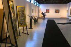 The Gallery At Elemar, New Haven, CT, Artist Network, Art and Wine Events