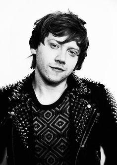 Rupert Grint... I'm sorry, he's just so sexy. (http://askadeline.tumblr.com/post/8541070771/some-more-pictures-that-i-shot-from-rupert-in)