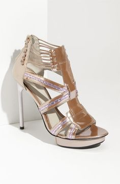Jason Wu Caged Sandal (pink)