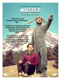 Wilfred - heard this ways good!