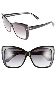 Tom Ford 'Irina' 59mm Sunglasses available at #Nordstrom