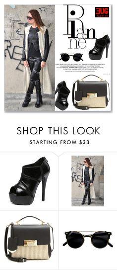 """EUG fashion"" by amra-mak ❤ liked on Polyvore featuring WithChic, Balenciaga and EUGfashion"