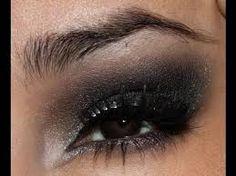 Billedresultat for punk makeup with rhinestones
