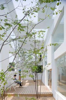 Sou Fujimoto house N