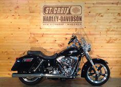 2014 Harley-Davidson® FLD - Dyna® Switchback™ Stock: 885062   St. Croix Harley-Davidson®