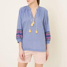 La chemise CHANDELLE LEON AND HARPER