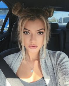 """[ fc: Alissa Violet ] """"Hello..I'm Daisy! I love to dress up and cuddle. I'm also looking for a daddy, if anyone wants me.."""""""