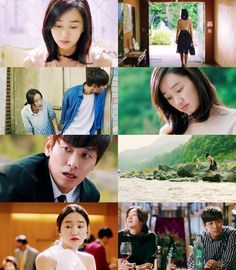 """""""A heart you can cry on. I'll lend it to you just for today.""""  – Mask #korean #drama episode 01 – 07"""