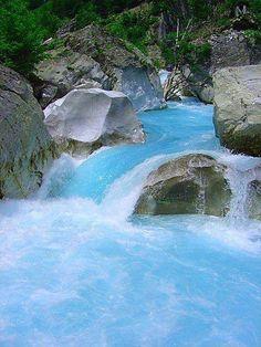 Valbona, Albania. Valbona National Park, Northeastern Albanian Alps, will undergo in UNESCO's protection.