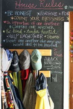 love chalkboards