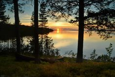 Sorsele in Sweden by Susanna and Tim Gent