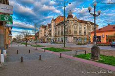 """Timisoara - The """"King Charles I"""" Boulevard"""