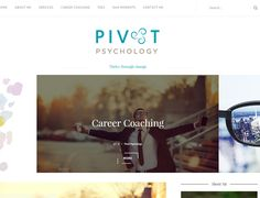 Dynamic Website Design >>  Pivot Psychology www.pivotpsychology.co.za  CREATED BY DESIGN SO FINE