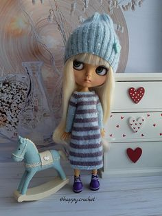 Check out this item in my Etsy shop https://www.etsy.com/listing/554510936/outfit-for-blythe-dolls-hat-dress