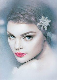 Beautiful Illustrations by Bec Winnel | Inspiration Grid | Design Inspiration