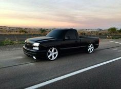 Murdered out Dropped Trucks, Lowered Trucks, Gm Trucks, Chevy Silverado 2014, Silverado Truck, New Chevy Truck, Custom Chevy Trucks, Single Cab Trucks, Muscle Truck
