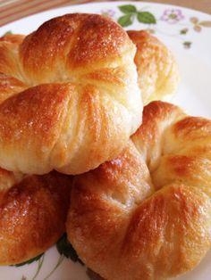 バター節約☆なんちゃってデニッシュパン