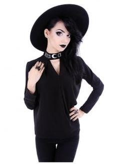 Witchcraft Gothic Shirt