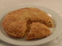 Tortilla de Patatas a la Española. Reserva online en EligeTuPlato.es