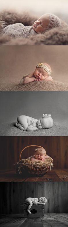 Tory, 7 days new | Des Moines, Iowa newborn photographer, Darcy Milder | His & Hers