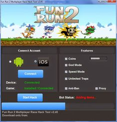 Fun Run 2 Online Hack - Get Unlimited Coins Fun Run 3, Run 2, Speed Fun, Play Hacks, App Hack, World Of Tomorrow, Game Update, Test Card, Hack Tool
