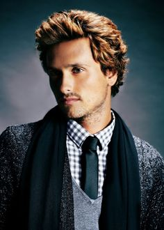 Classy Messy Style for Men