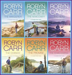 #Kindle #Pricedrop The Thunder Point Series by Robyn Carr is on Sale! Book 1 is $1.47 & Books 2-6 are $2.99 each!