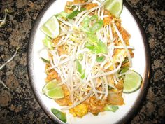 My Favorite Pad Thai a la me