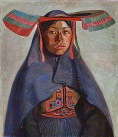 Jose Sabogal - Peru - Indigenismo