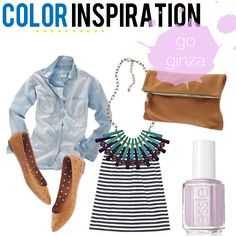 jillgg's good life (for less) | a style blog: 4 inspiring nail colors for this summer!
