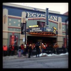 Sundance Film Festival screening venue 282 seats