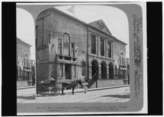 Old City Hall, birth-place of independent government in America (1774), Charleston, S.C. | Library of Congress
