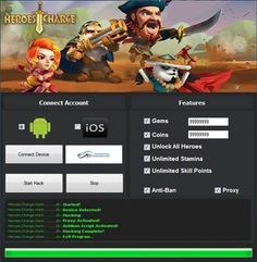Heroes Charge Hack Download http://abiterrion.com/heroes-charge-hack/