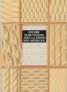 45 points volume 1 - Les tricots de Loulou - Picasa Albums Web