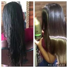 Pin on cabello liso Curly Hair Styles, Natural Hair Styles, Dyed Natural Hair, Silky Hair, Soft Hair, Braids For Long Hair, Grunge Hair, Hair Videos, Weave Hairstyles