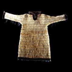 The Arctic People - Religion / Ceremonies / Art / Clothing Kamleika (jacket), made from sea mammal gut