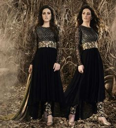 12a9ab8962 BRIGHT AND STYLISH DRESSES AT COMPLETE THE LOOKZ. Churidar Suits