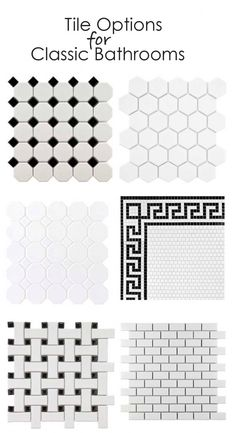 Classic small tile