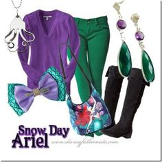 Disney Bounding With The Disney Fashionista- The Awesome Ariel