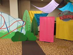 2013 VBS Colossal Coaster World Decorating Ideas Image Gallery | Ministries | The West Virginia Convention of Southern Baptists | WVCSB.org