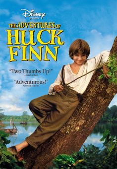 The Adventures of Huck Finn. Starring a young Elijah Wood.